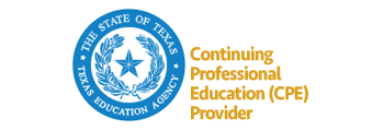 Received Approval as a Continuing Professional Education (CPE) Provider in Texas